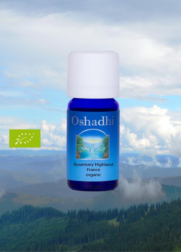 Ulei esențial de rozmarin Highland (10 ml)